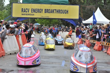 2012 RACV Energy Breakthrough