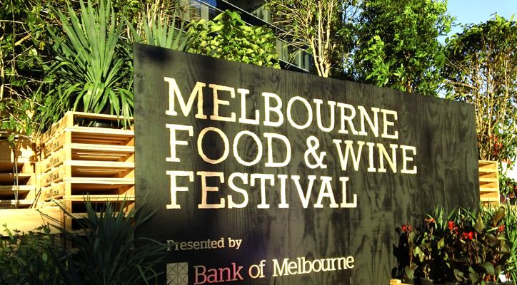 Melbourne Food And Wine Festival  Dates