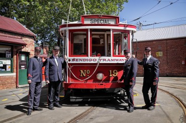 Bendigo Tramways