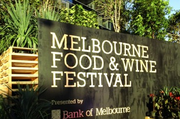 Melbourne Food and Wine Festival