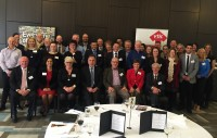 Tourism Legends Luncheon Group Photo