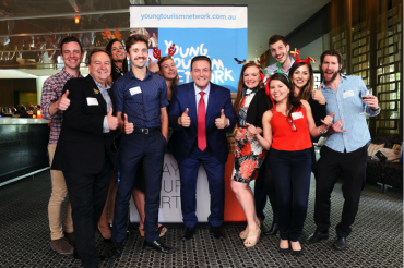 Young Tourism Network Hero