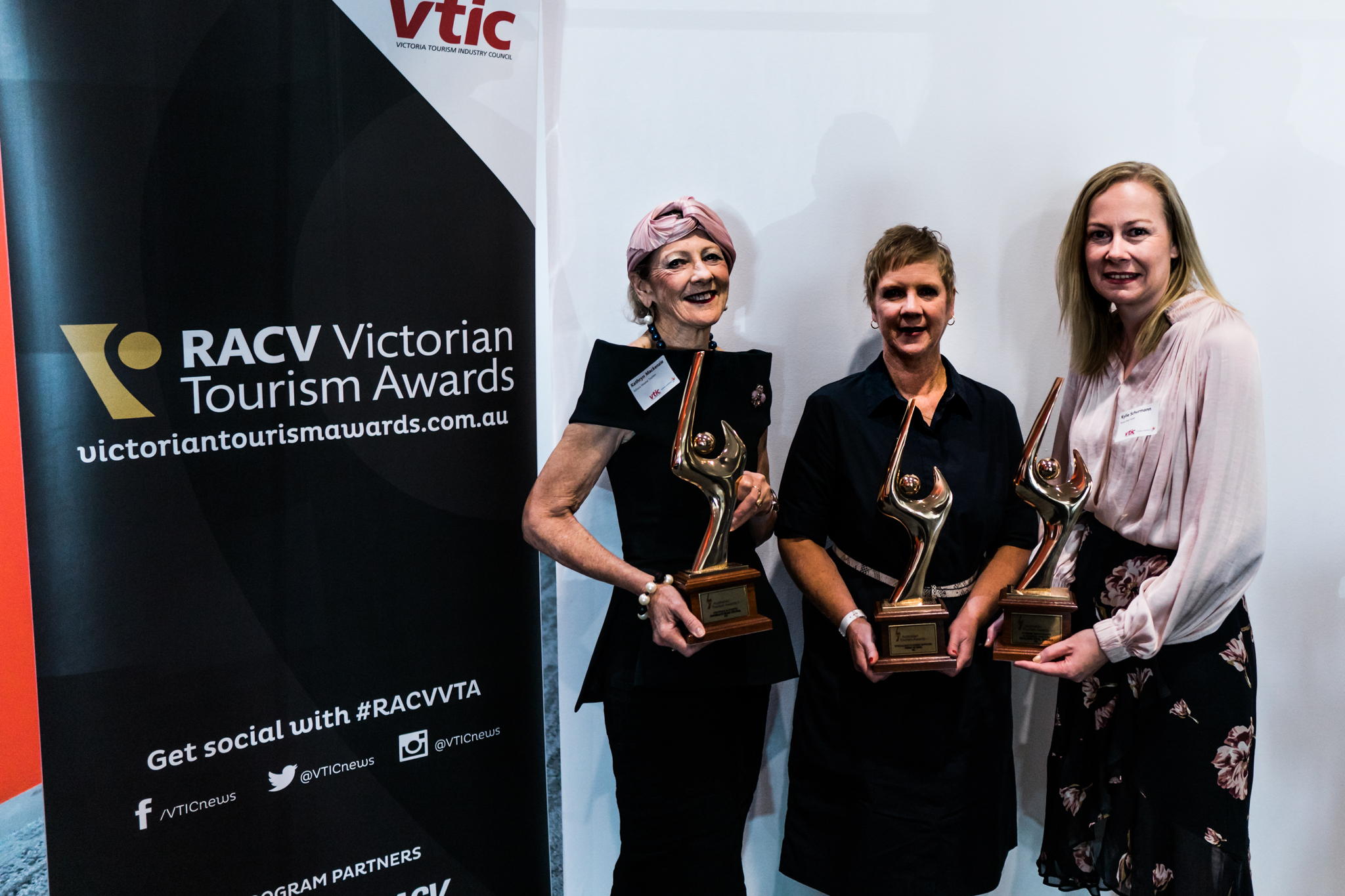 QATA 2017 VIC Winners